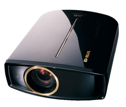 JVC unveils D-ILA home theater projectors