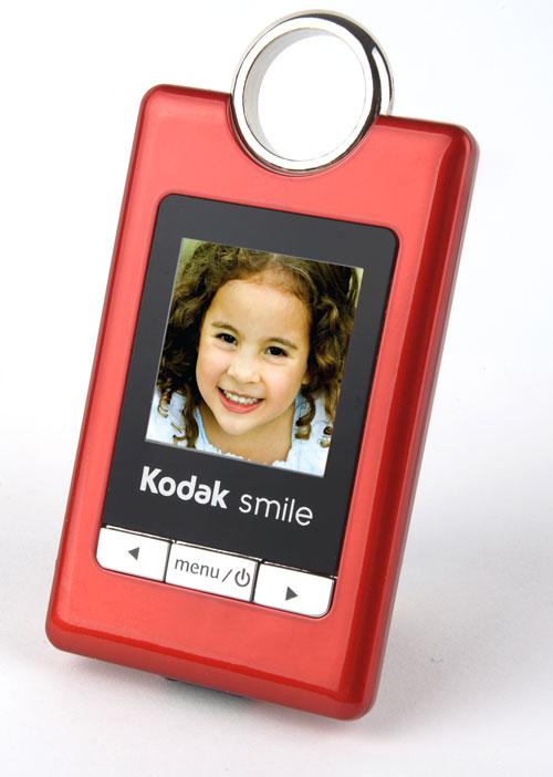 Kodak G150 digital photo keychain from Sakar debuts