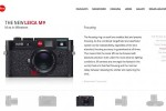 Leica X1 and M9 get premature previews