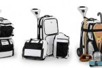 Live Luggage unveils powered 2012 sports bag