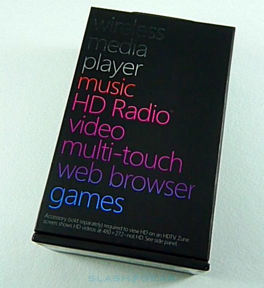 Microsoft Zune HD Review