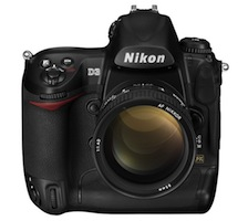 Nikon D3s DSLR with 1080p and ISO 200-12,800 tipped for October 15th