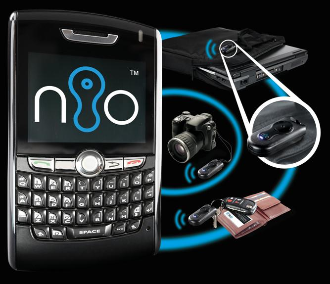 nio Bluetooth cellphone guardian [Video]