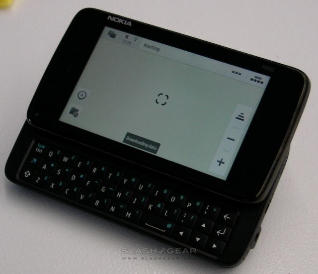 Nokia N900 hands-on [Video]