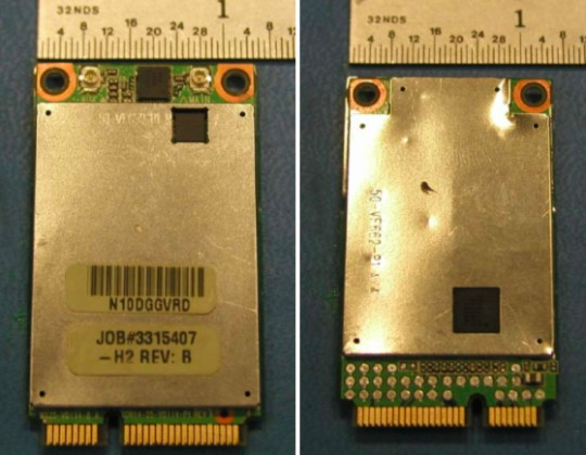 Novatel WWAN/WiFi card to bring embedded MiFi to Dell notebook?