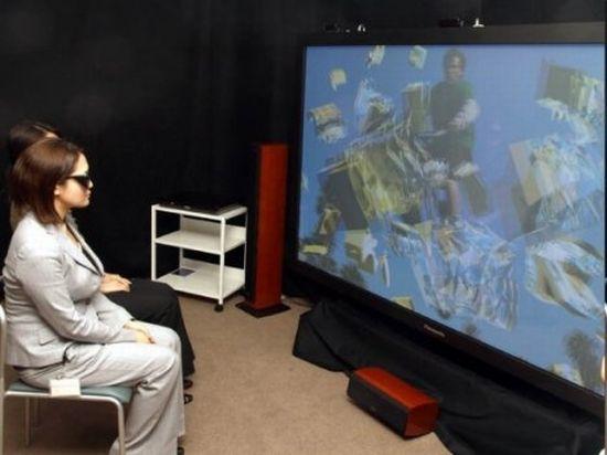 Panasonic announces 50-inch 3D Plasma HDTV