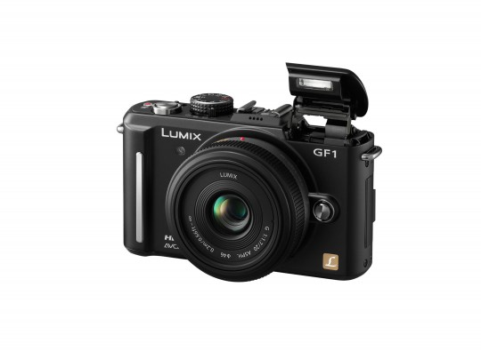Panasonic offers up Lumix DMC-GF1 digital camera
