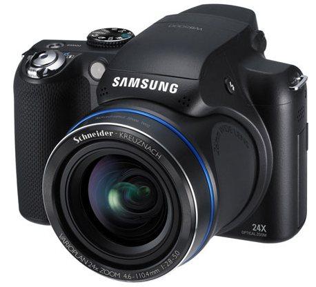 Samsung gets official with WB5000 digi cam