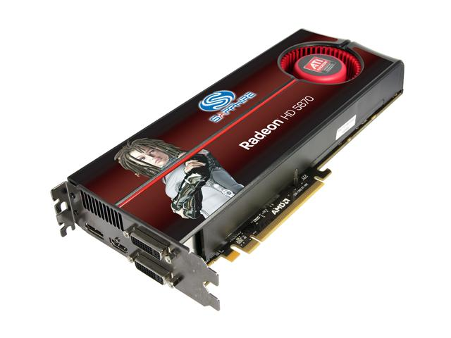 AMD ATI Radeon HD 5870 launches: DirectX 11 video cards pack a punch
