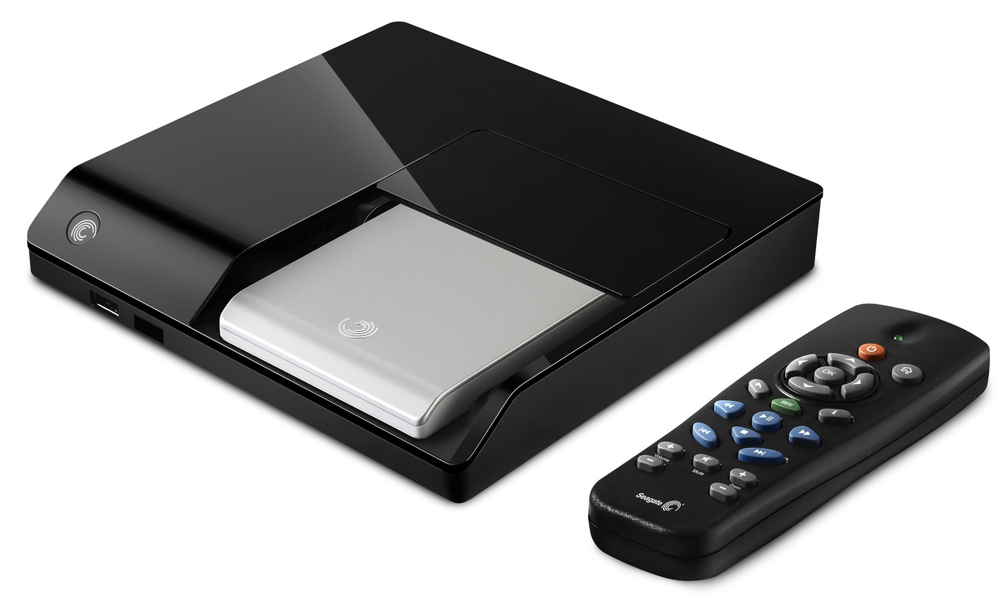 Seagate FreeAgent Theater+ gets 1080p, HDMI, ethernet upgrade