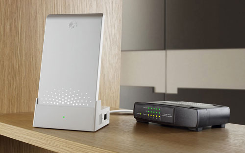 Seagate FreeAgent DockStar network adapter unveiled
