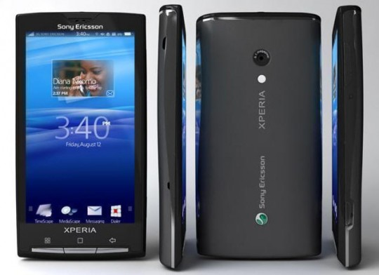 Sony Ericsson XPERIA X10 to be company's first Android smartphone?