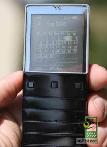 Sony Ericsson Pureness gets £530 UK launch in November