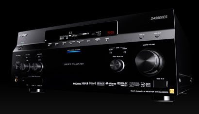 Sony debuts new AV receiver for multi-room content