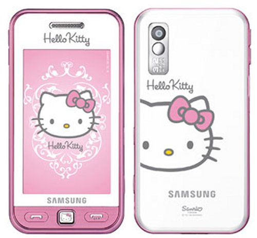 Phone E2210 Slashgear Kitty - Debuts Samsung Hello