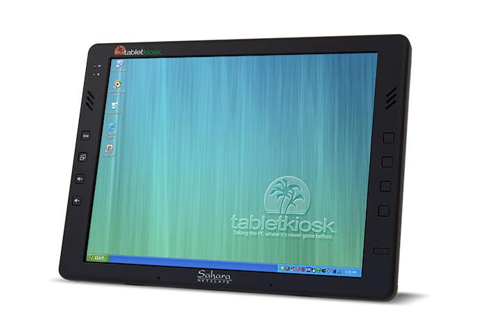 TabletKiosk dual-digitizer eo UMPCs & entry-level Tablet PC debut