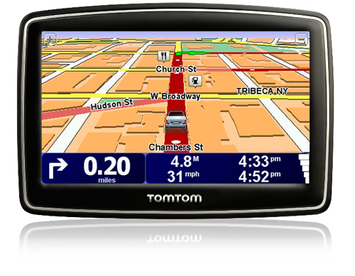TomTom unveils XL 340S Live GPS