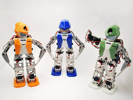 Vstone launch Robovi-nano entry level 'bot [Video]