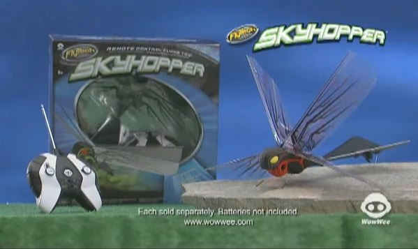 WowWee FlyTech ads make us want to be kids again [Video]