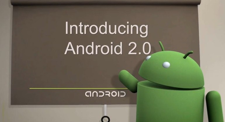 Android 2.0 Eclair officially launches [Video]