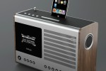 Revo HERITAGE packs retro styling with DAB, WiFi streaming, iPod dock, more
