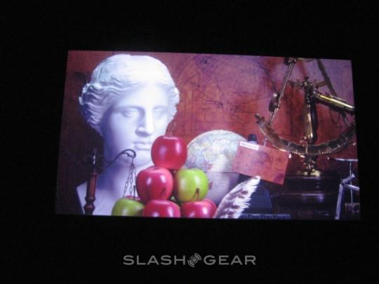 Sony HFR Comfort-3D single-lens 240fps video camera 2