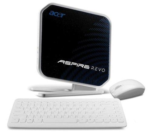 Acer Aspire Revo R3610-U9012 nettop gets dual-core Atom update