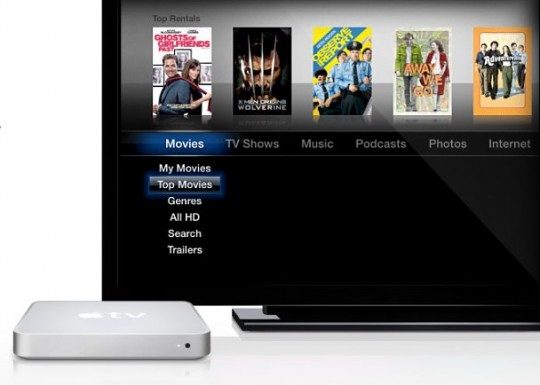No plans for HDTV with integrated Apple TV says Tim Cook