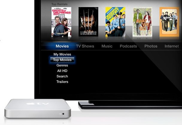 Apple TV 3 0 released: iTunes Extra and LP support plus