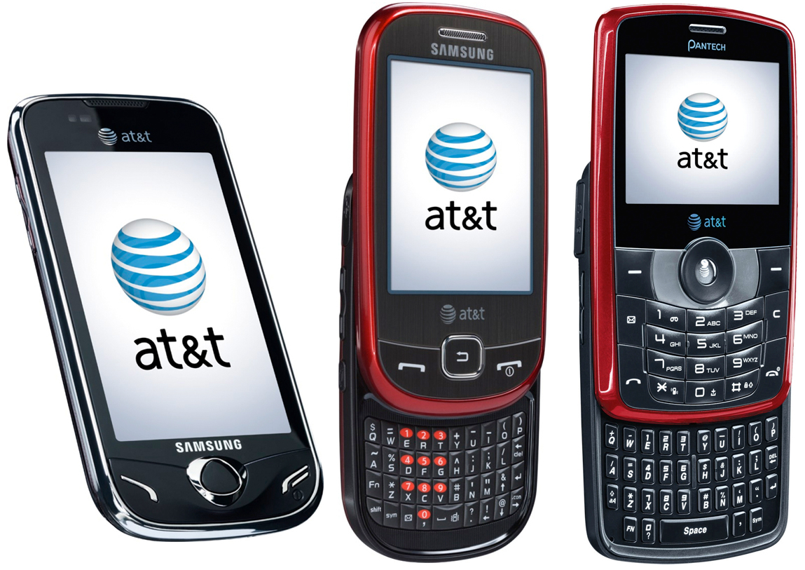 AT&T Samsung Mythic & Flight, Pantech Reveal & Impact all get Opera browser