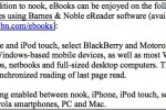 Barnes and Noble prepping Android & WinMo ebook apps