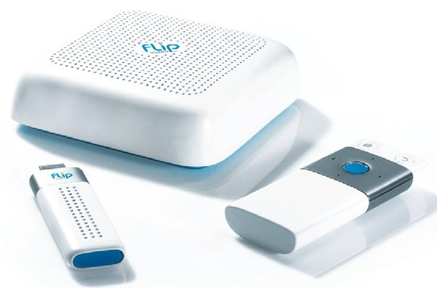 Cisco FlipShareTV streamer system outed by FCC
