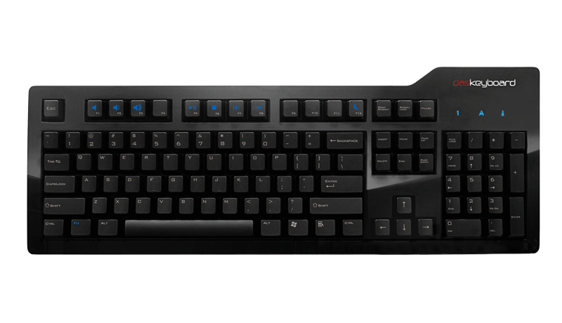 Das Keyboard unveils Model S Keyboard