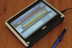 Dell Mini 9 DIY netslate: most polished netbook tablet-conversion yet?