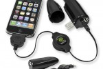Emerge Technologies pulls the wraps off ReTrack 4-1 Combo Charger for iPhone and other devices