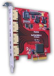 FirmTek now shipping SeriTek/2ME4-E Snow Leopard compatible eSATA host adapter