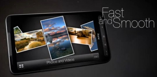 HTC HD2 stars in official promo video: yes, we still want one