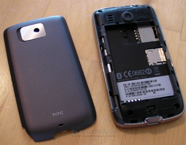 HTC Touch2 Windows Phone review