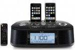 iLuv unveils the iMM183 Hi-Fi dual dock iPod alarm clock
