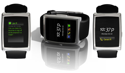inPulse BlackBerry Bluetooth watch up for preorder; won't ship until Feb 2010