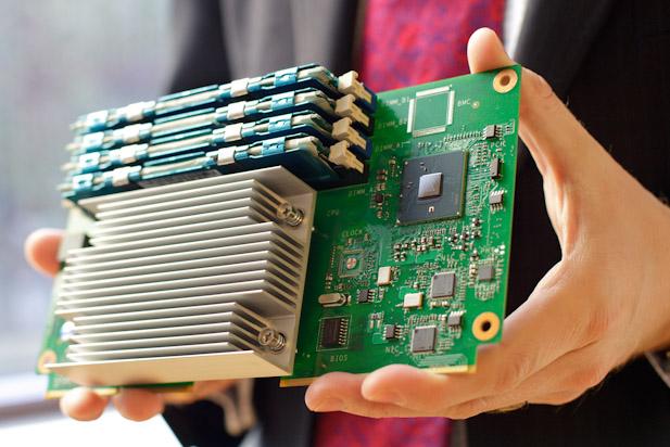 Intel Microserver open-standard planned