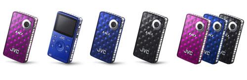 JVC introduces PICSIO GC-FM1 HD video camera