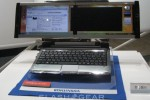 Kohjinsha dual-display netbook: feel the width