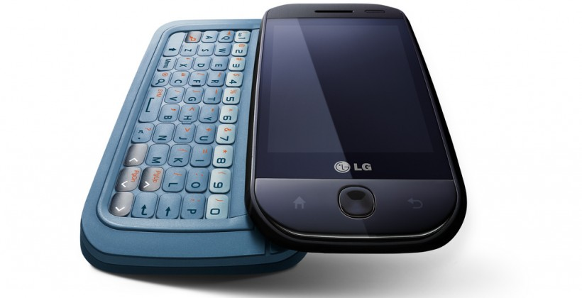 LG GW620 gets mini-site, videos, full specs & manual