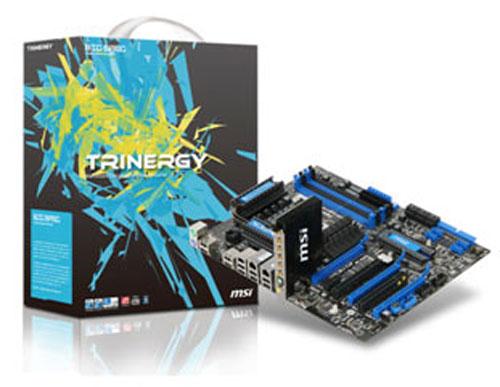 MSI set to release Big Bang gaming series motherboard soon