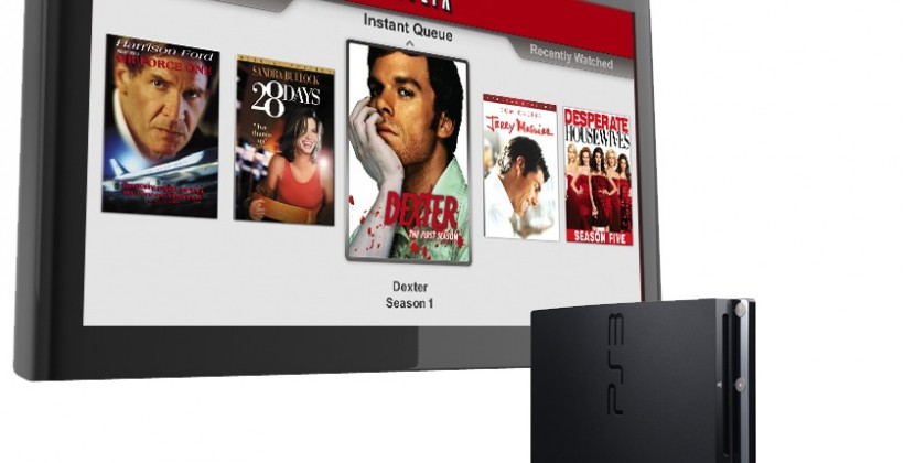 Netflix movie streaming hits PS3 in November