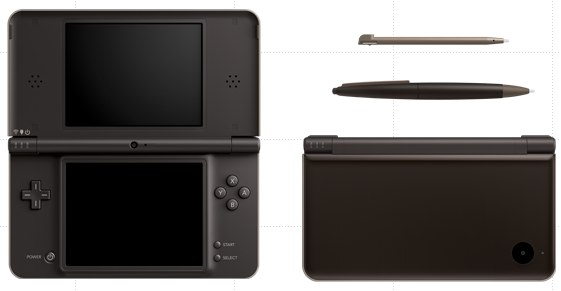 Nintendo DSi LL with 4.2-inch displays official [Update: DSi XL for UK in Q1 2010]