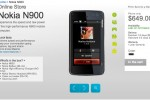 "Nokia N900 shipping ""end of October"" in US"