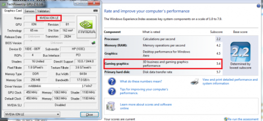 NVIDIA Ion LE DirectX 10 hack suggests purposefully crippled features