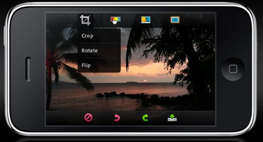 Photoshop Mobile for iPhone hits App Store